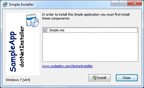 dotnetinstaller uac elevation on install \u2013 code dblock org tech blog