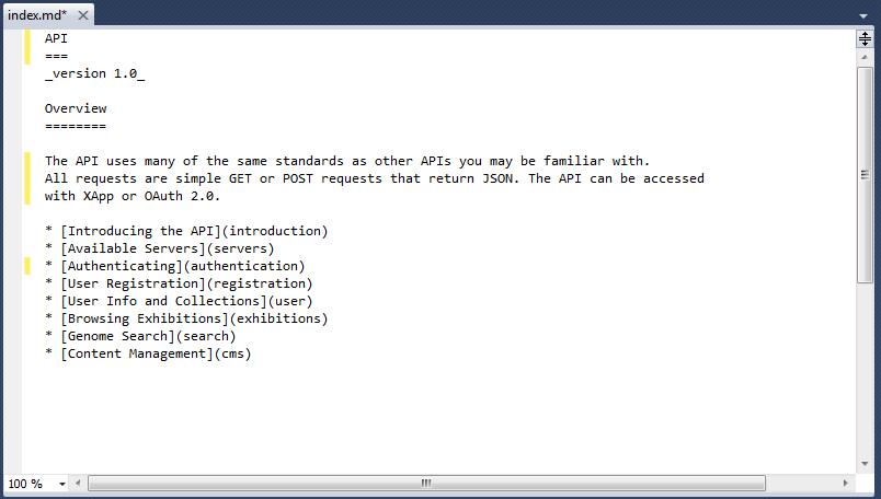 Rendering Markdown Documents In Rails Code Dblock Org Tech Blog