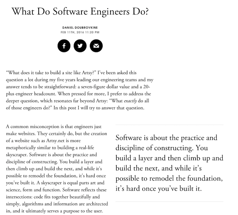 what do software engineers do