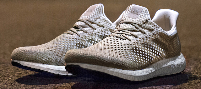 Adidas' biodegradable sneakers