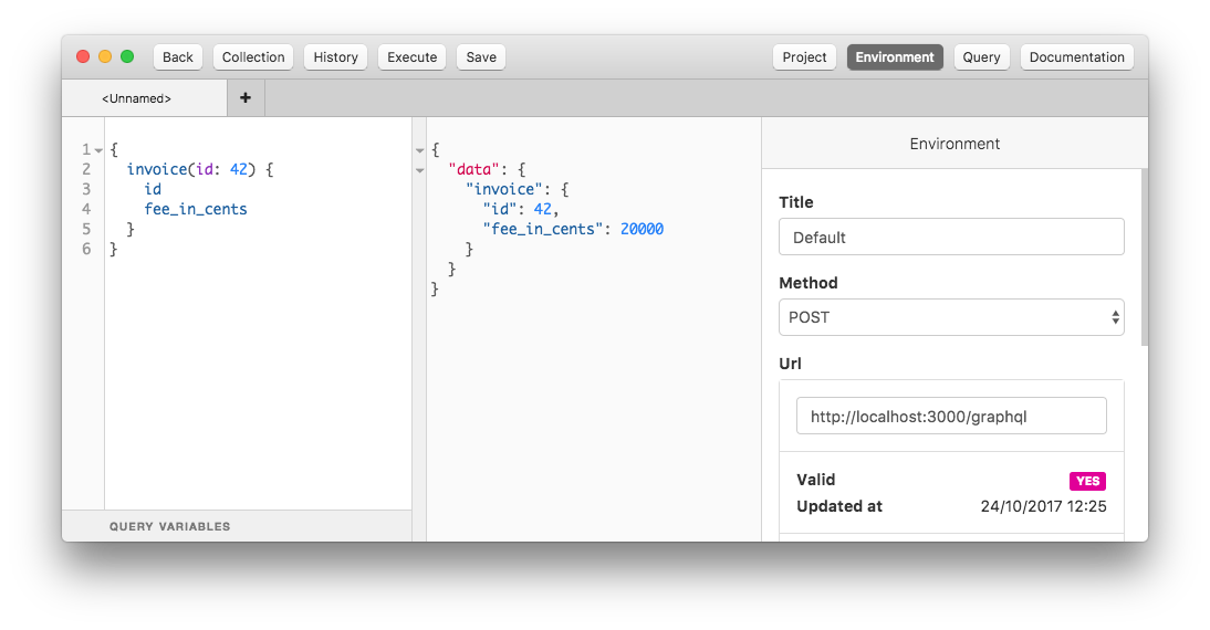 Building and Consuming a GraphQL API with Ruby on Rails – code